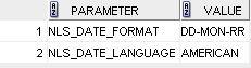 default date format