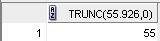 Trunc function 2
